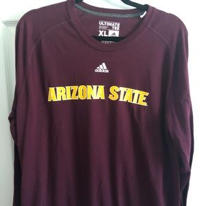 Arizona State ASU long sleeve shirt